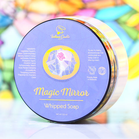 MAGIC MIRROR Whipped Soap