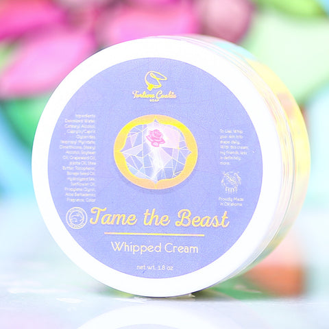 TAME THE BEAST Whipped Cream