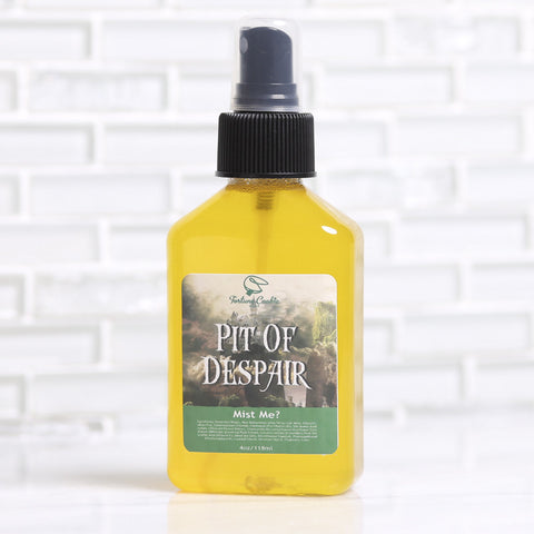 PIT OF DESPAIR Mist Me? Body Spray - Fortune Cookie Soap