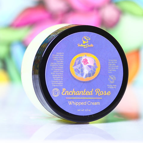 ENCHANTED ROSE Whipped Cream
