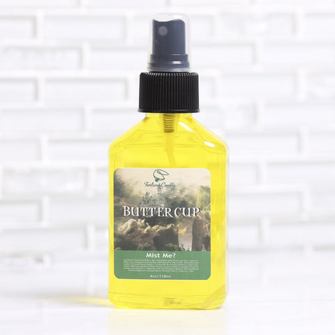 BUTTERCUP Mist Me? Body Spray - Fortune Cookie Soap