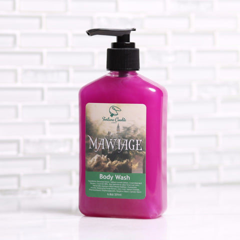 MAWIAGE Body Wash - Fortune Cookie Soap