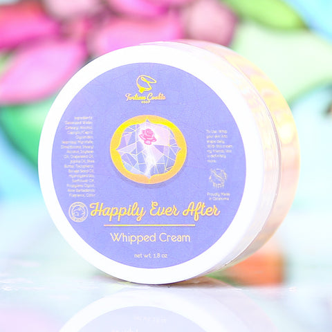 HAPPILY EVER AFTER Whipped Cream