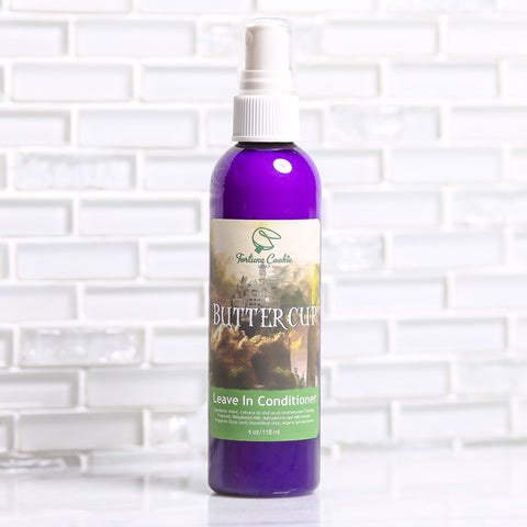 BUTTERCUP Leave-in Conditioner - Fortune Cookie Soap