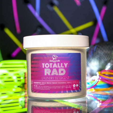 TOTALLY RAD Laundry Detergent