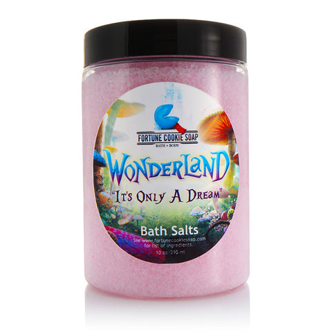 It's Only A Dream Bath Salts - Fortune Cookie Soap