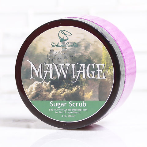 MAWIAGE Sugar Scrub - Fortune Cookie Soap - 1