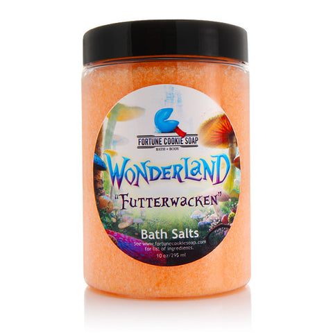 Futterwacken Bath Salts - Fortune Cookie Soap