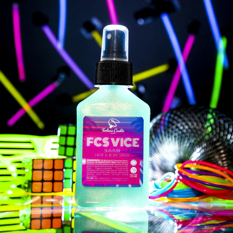 FCS VICE Shimmer Hair & Body Spray
