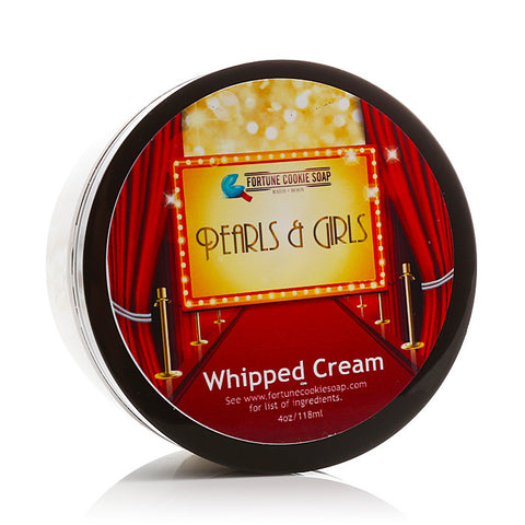 PEARLS & GIRLS Body Butter - Fortune Cookie Soap
