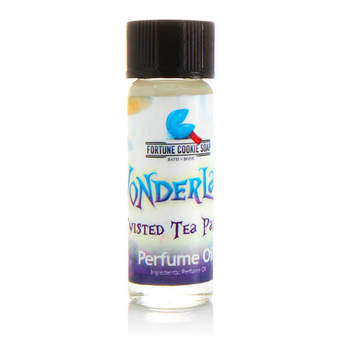 Twisted Tea Party Perfume Oil - Fortune Cookie Soap - 1