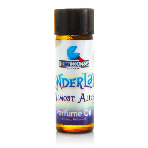 Almost Alice Perfume Oil - Fortune Cookie Soap