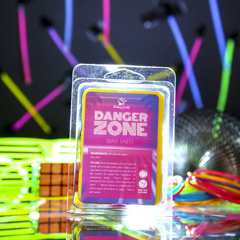 DANGER ZONE Wax Tart (6pk)