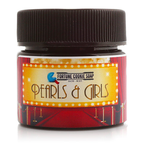 PEARLS & GIRLS Cuticle Butter - Fortune Cookie Soap