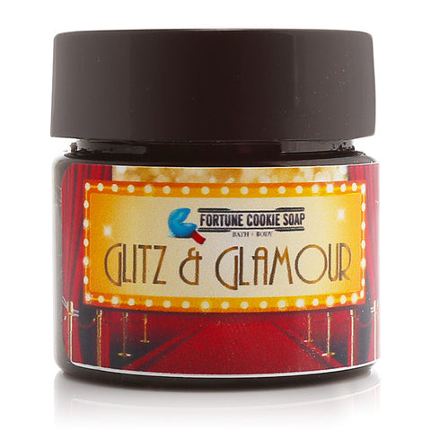 GLITZ & GLAMOUR Cuticle Butter - Fortune Cookie Soap