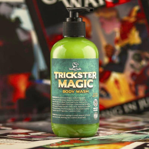 TRICKSTER MAGIC Body Wash