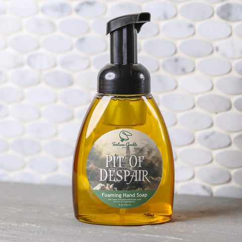 PIT OF DESPAIR Foaming Hand Soap - Fortune Cookie Soap