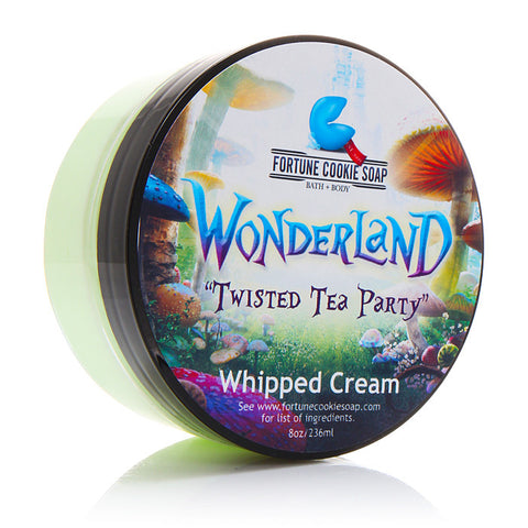 Twisted Tea Party Whipped Cream - Fortune Cookie Soap