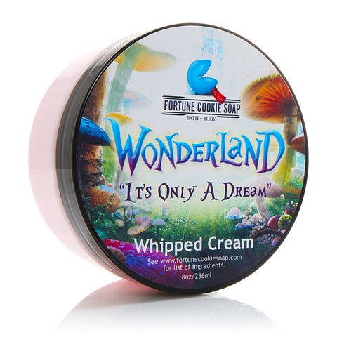It's Only A Dream Whipped Cream - Fortune Cookie Soap