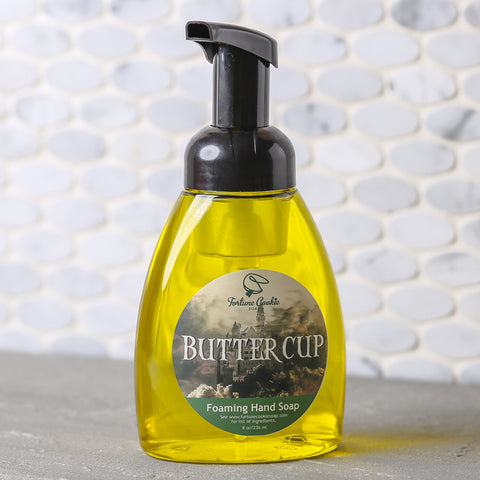 BUTTERCUP Foaming Hand Soap - Fortune Cookie Soap