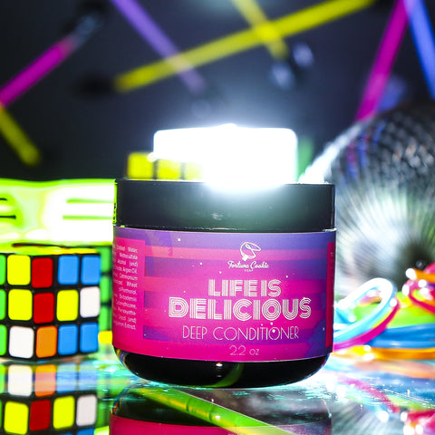 LIFE IS DELICIOUS Deep Conditioner