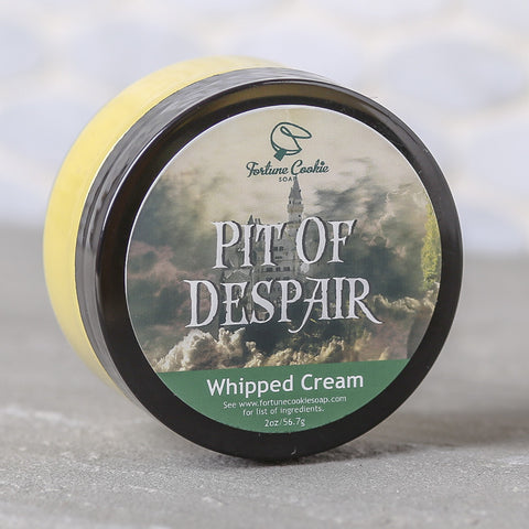 PIT OF DESPAIR Whipped Cream - Fortune Cookie Soap - 1