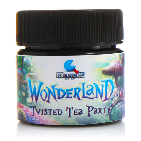 Twisted Tea Party Cuticle Butter - Fortune Cookie Soap