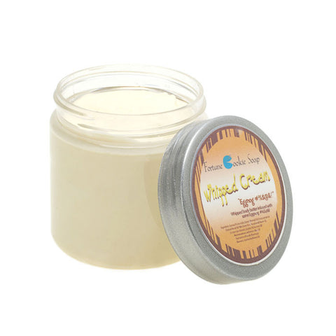 It's Eggnog %*&$%@# Body Butter (5.5 oz) - Fortune Cookie Soap
