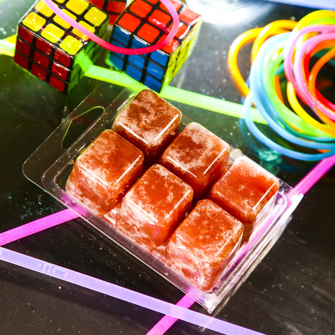LIFE IS DELICIOUS Solid Sugar Cubes