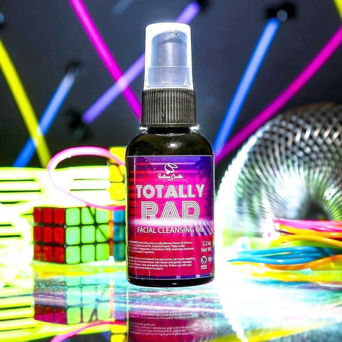 TOTALLY RAD Facial Cleansing Oil