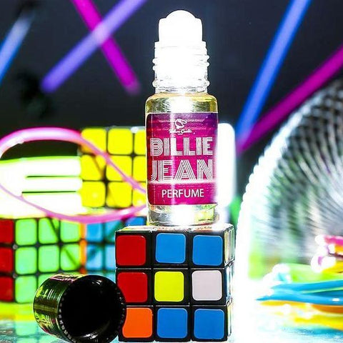 BILLIE JEAN Roll On Perfume Oil
