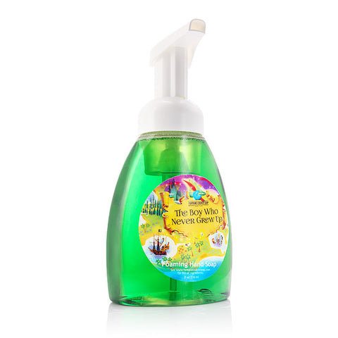THE BOY WHO NEVER GREW UP Foaming Hand Soap - Fortune Cookie Soap