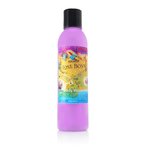 LOST BOYS Body Wash - Fortune Cookie Soap