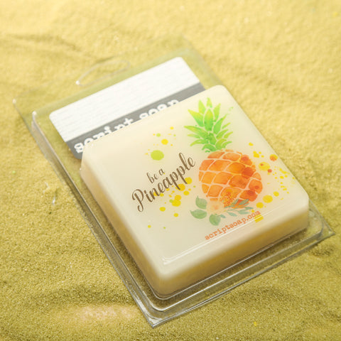 BE A PINEAPPLE Script Soap