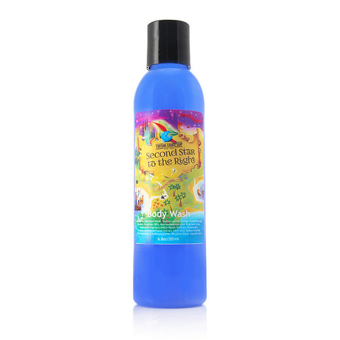 SECOND STAR TO THE RIGHT Body Wash - Fortune Cookie Soap