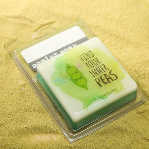 FIND YOUR INNER PEAS Script Soap
