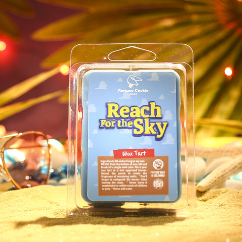 REACH FOR THE SKY Wax Tart (6pk)