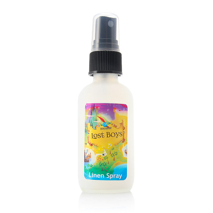 Lost Boys Linen Spray Fortune Cookie Soap