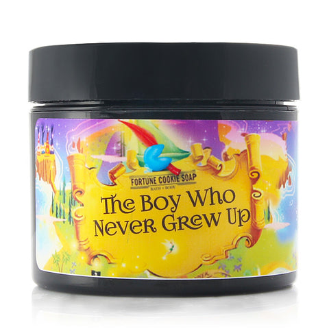 THE BOY WHO NEVER GREW UP Deep Conditioner Treatment - Fortune Cookie Soap