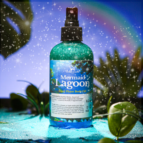 MERMAID LAGOON Dual Phase Body Oil