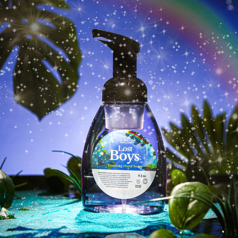 LOST BOYS Foaming Hand Soap