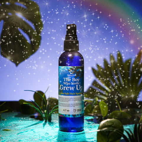THE BOY WHO NEVER GREW UP Sea Salt Hair Spritz