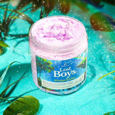 LOST BOYS Whipped Soap