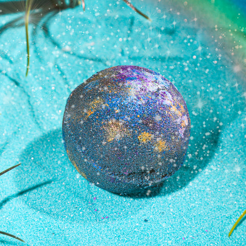 SECOND STAR TO THE RIGHT Bath Bomb