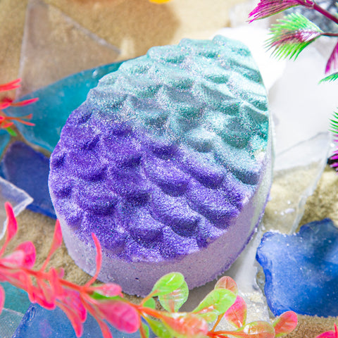MERMAID SEA-quins Bath Bomb