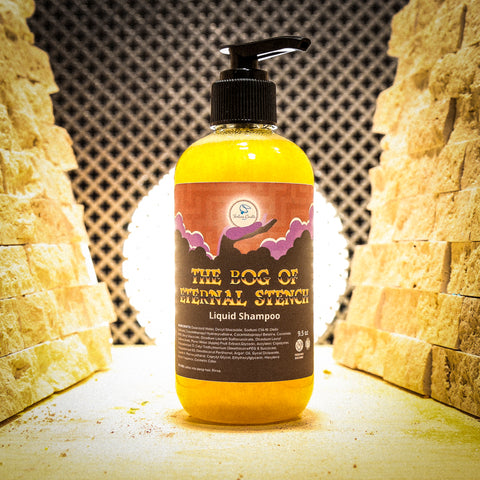 THE BOG OF ETERNAL STENCH Liquid Shampoo