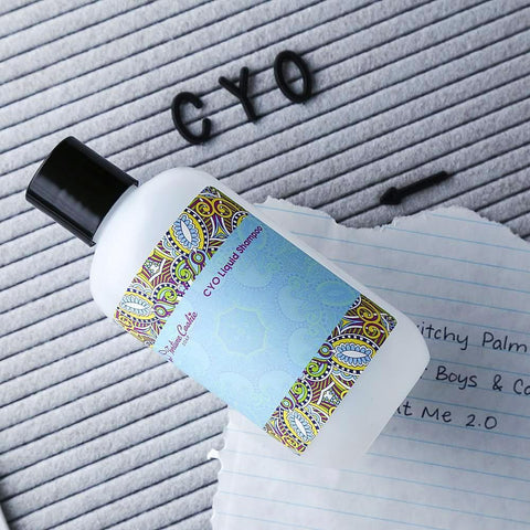 CYO Liquid Shampoo COLOR SAFE