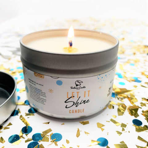 LET IT SHINE Candle
