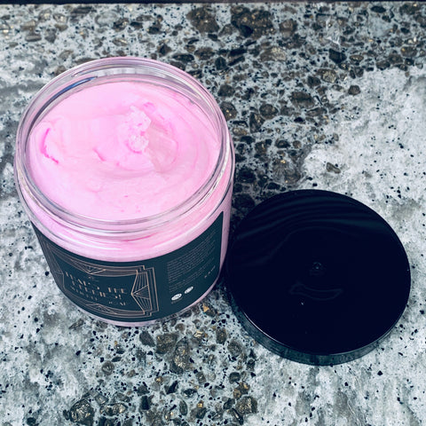 THAT'S THE BERRIES! Whipped Soap