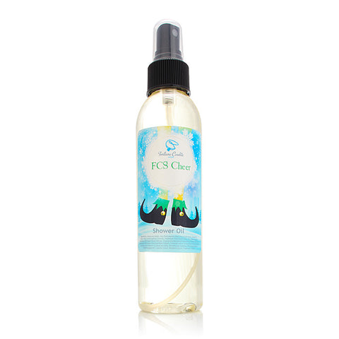 FCS CHEER Shower Oil - Fortune Cookie Soap